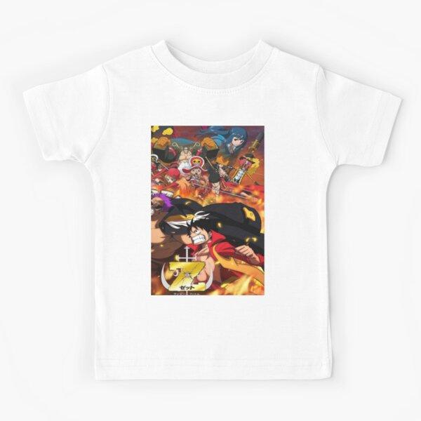 One piece Z T-shirt enfant