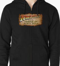 Iowa Pickers Zipped Hoodie