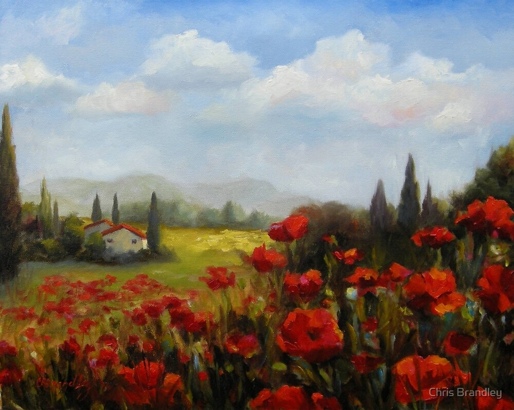 Beyond the Poppies by Chris Brandley by ChrisBrandley