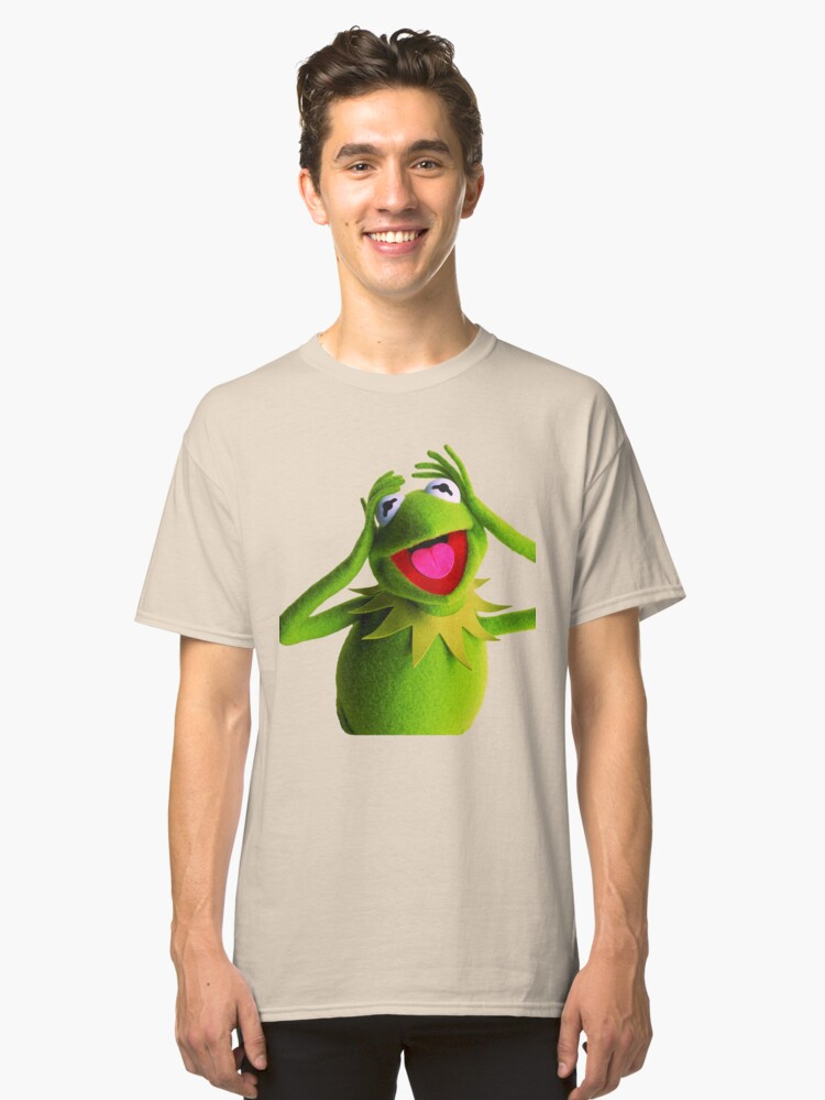 KERMIT THE FROG Classic T-Shirt Front