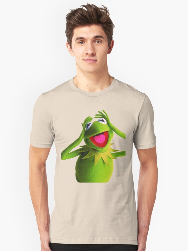 KERMIT THE FROG Unisex T-Shirt Front