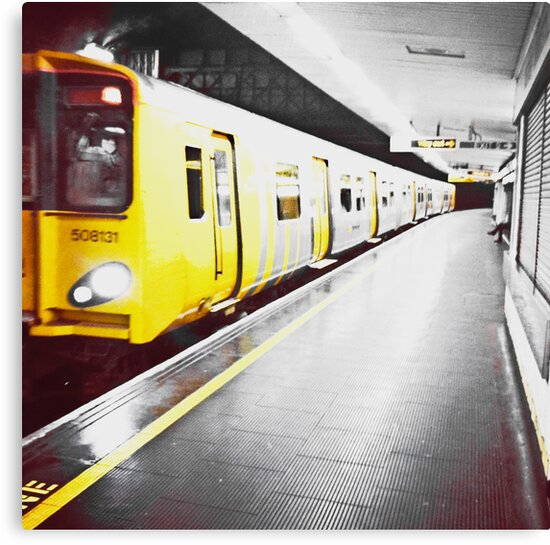 Liverpool - James Street Station by Tim Topping