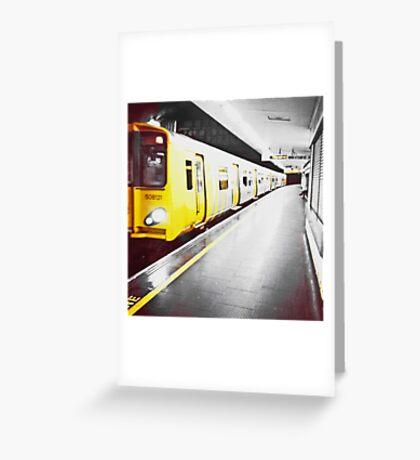 Liverpool - James Street Station Greeting Card