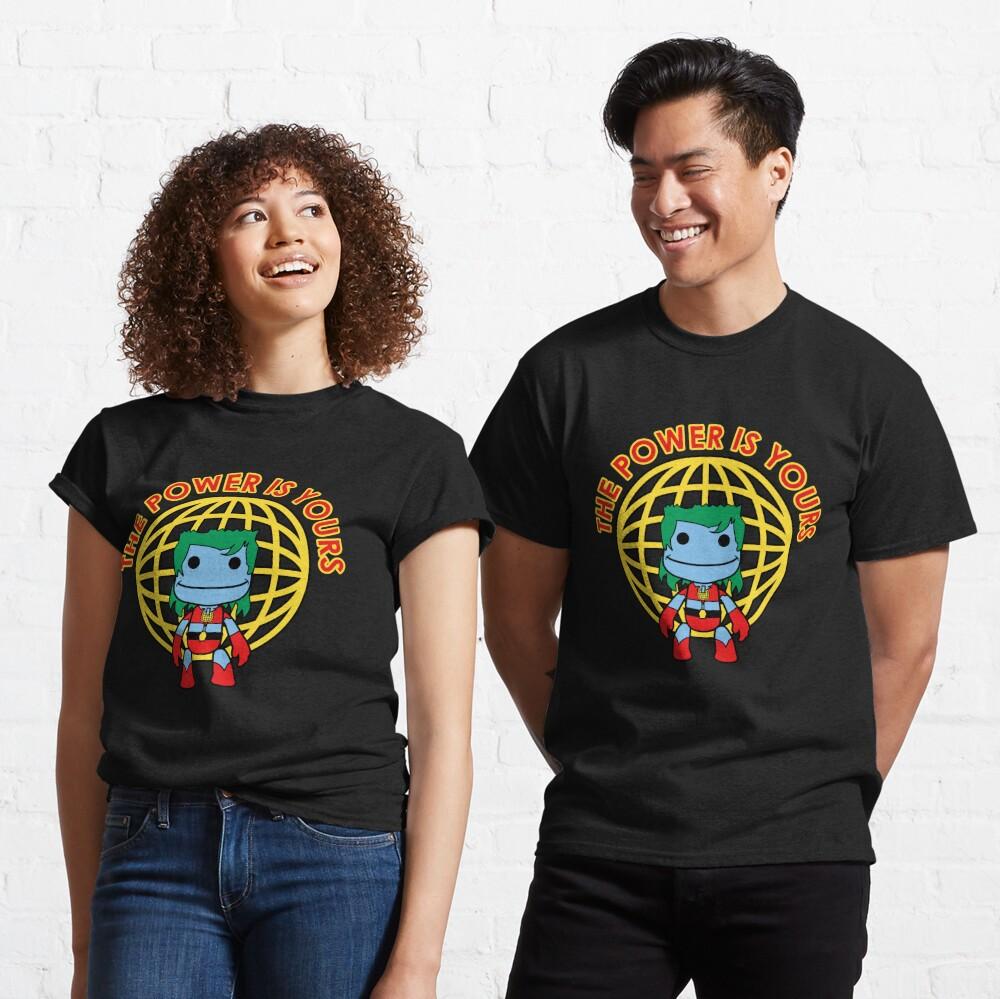 Captain Little Big Planet - Multiple Shirt Colors Classic T-Shirt