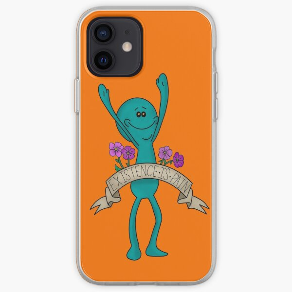 Mr MEESEEKS! iPhone Soft Case