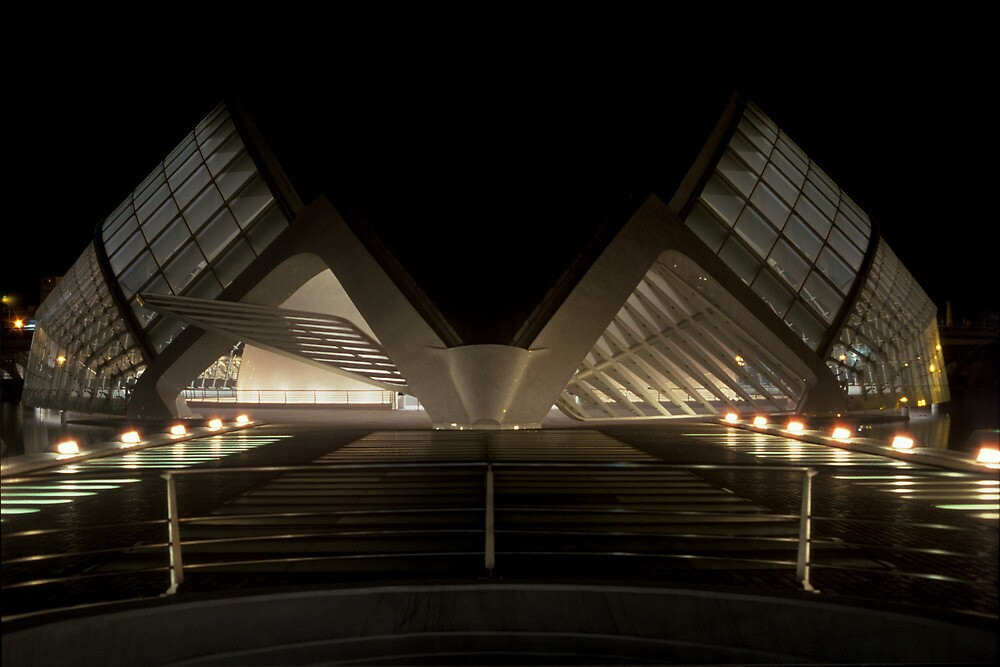 City of Arts and Sciences, Valencia 2006 by Michel Meijer
