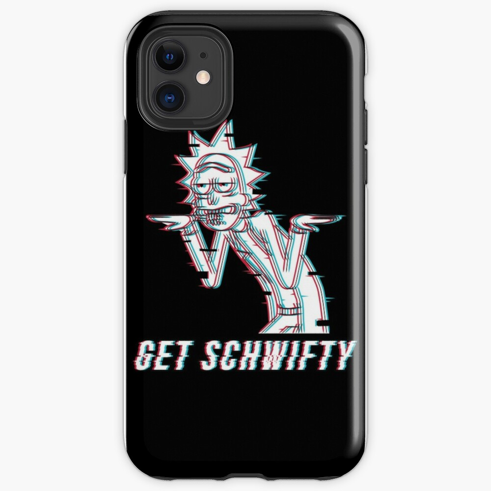 Get Schwifty iPhone Case & Cover
