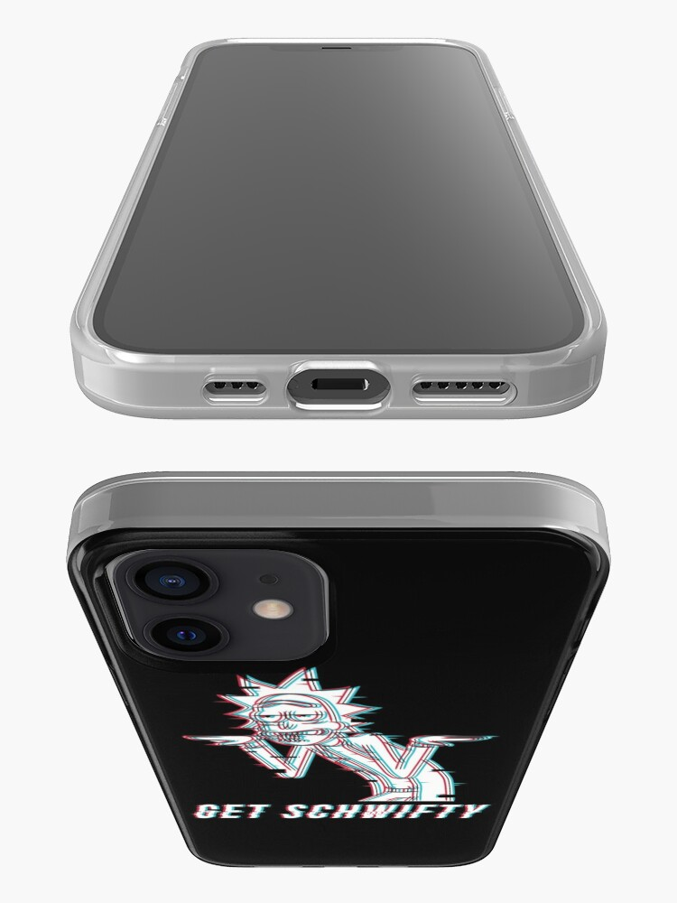 Alternate view of Get Schwifty iPhone Case & Cover