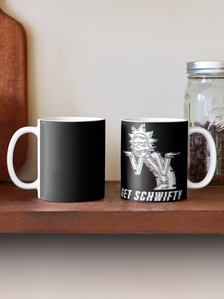 Alternate view of Get Schwifty Mug