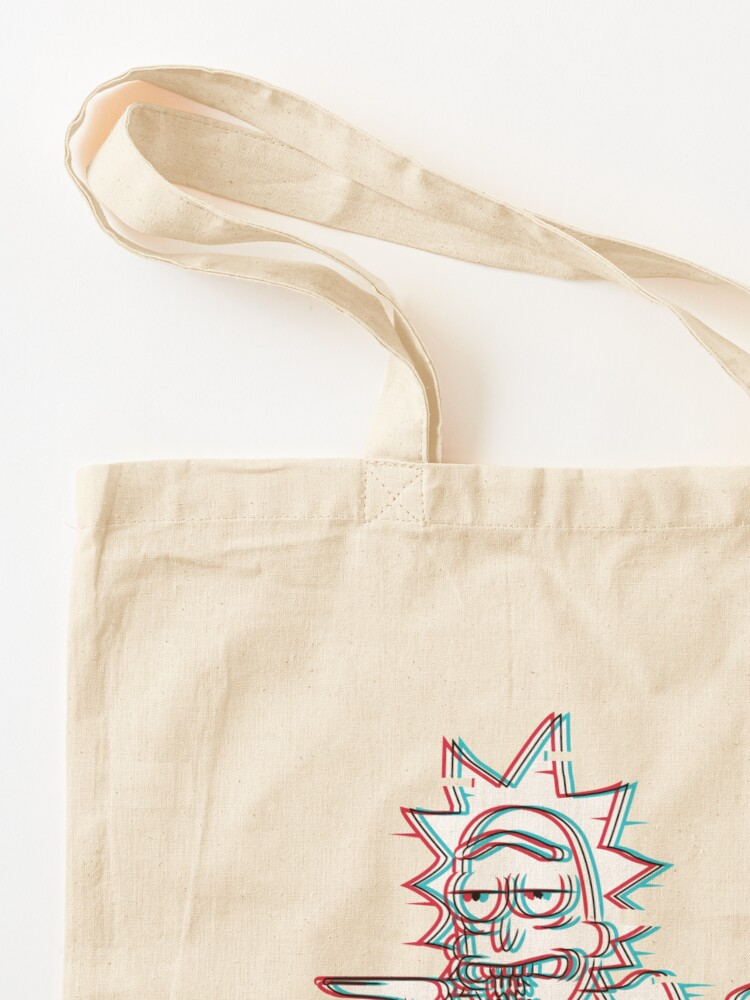 Alternate view of Get Schwifty Tote Bag