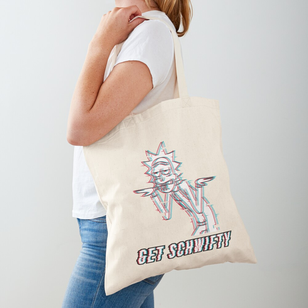 Get Schwifty Tote Bag