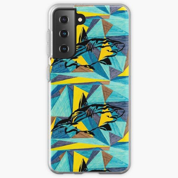 Shark Samsung Galaxy Soft Case