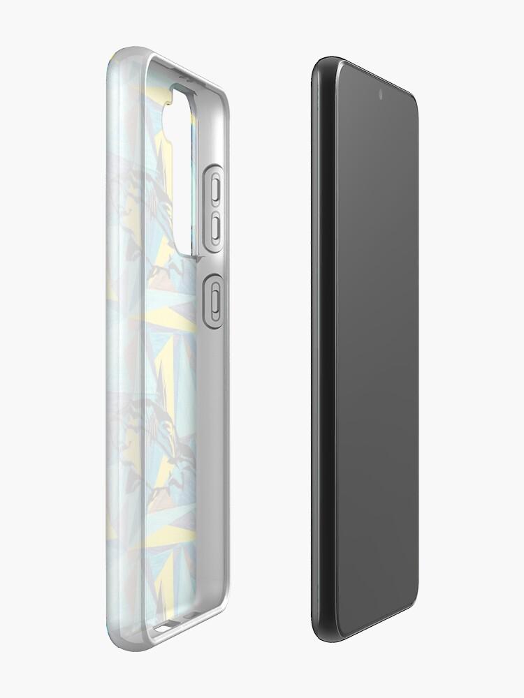 Alternate view of Shark Case & Skin for Samsung Galaxy