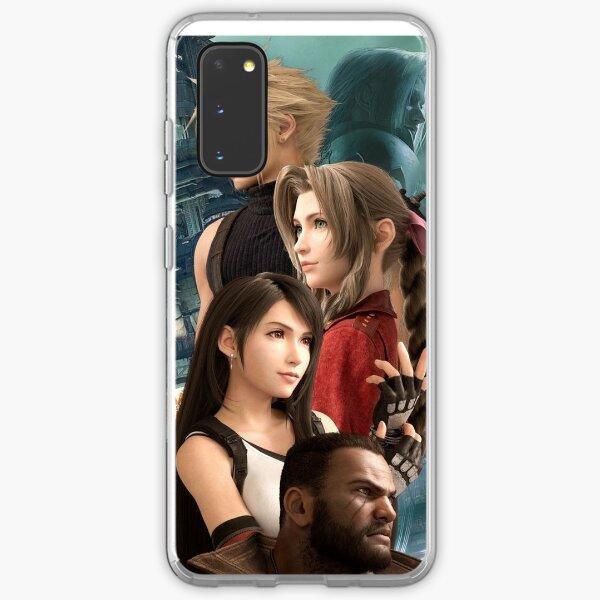 Final Fantasy VII Remake  Samsung Galaxy Soft Case