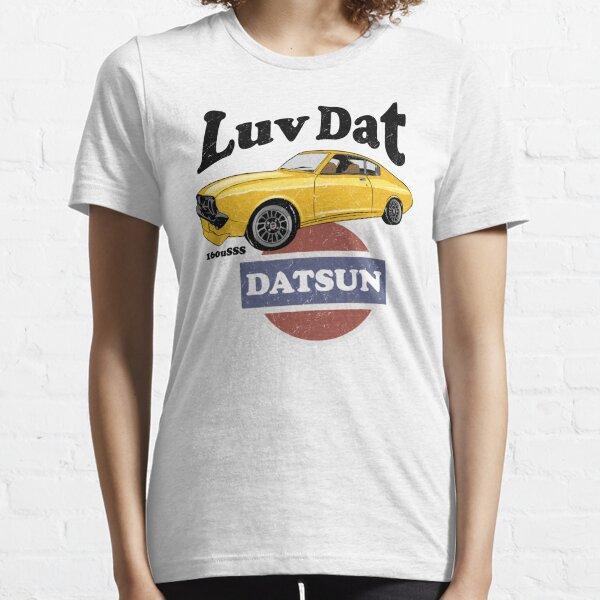 Luv Dat Datsun - vintage light Background Essential T-Shirt