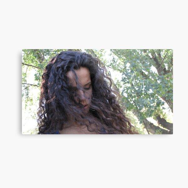 Marsie - Hair Metal Print
