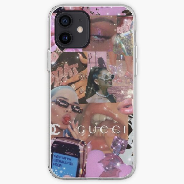Y2K Bratz Vintage Collage iPhone Soft Case