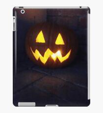 Jack O the Lantern! iPad Case/Skin