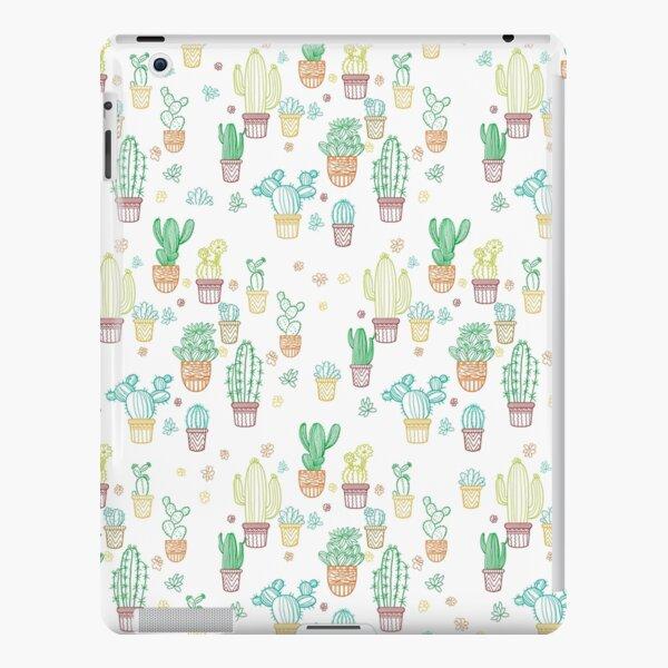 Cute cactus & succulents iPad Snap Case