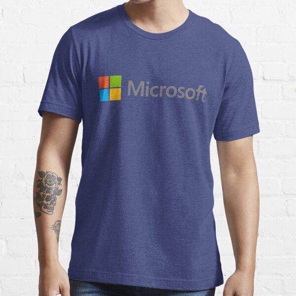 Microsoft Merch Essential T-Shirt