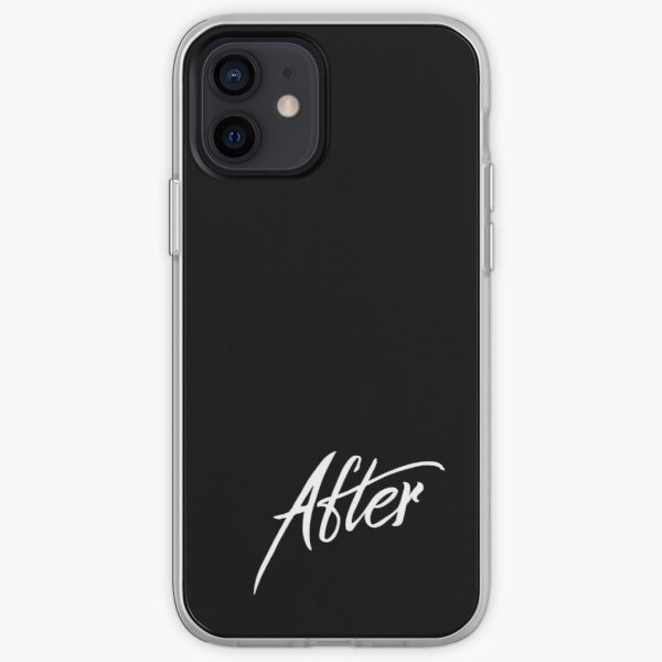 After 2019 movie title iPhone Soft Case