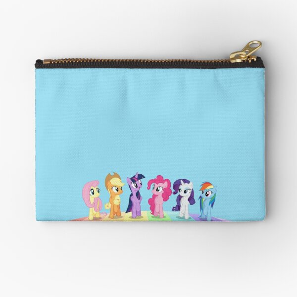 Road to Friendship Zipper Pouch