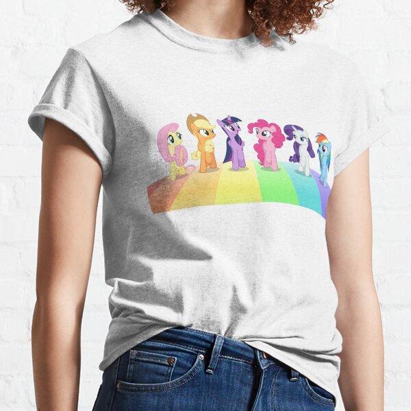 Camino a la amistad Camiseta clásica