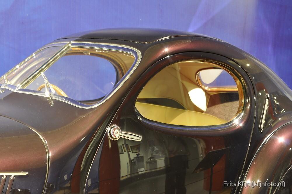 Talbot Lago T150 SS 'Teardrop' Coupé Figoni & Falaschi (1937) by Frits Klijn (klijnfoto.nl)