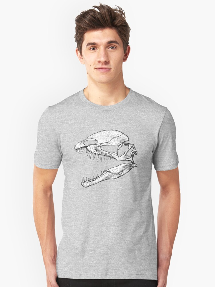 Twin Crests Unisex T-Shirt Front