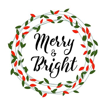 Merry and Bright by indulgemyheart