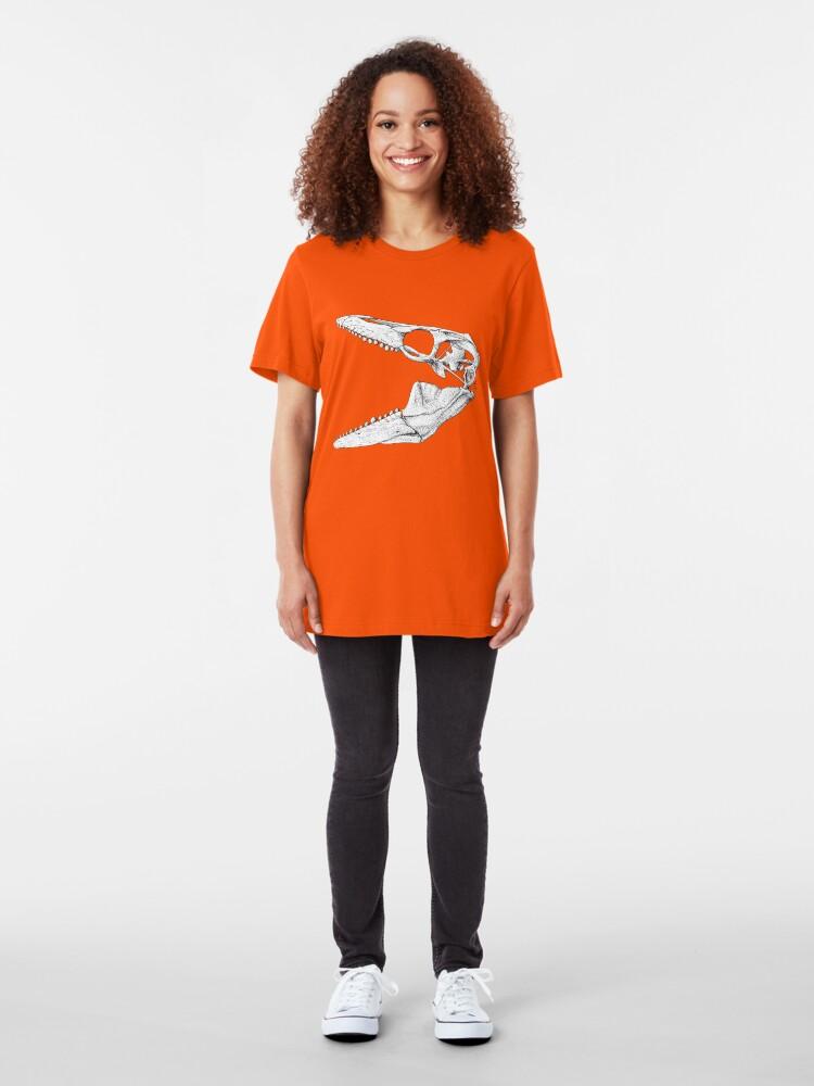 Alternate view of Eater of Molluscs Slim Fit T-Shirt