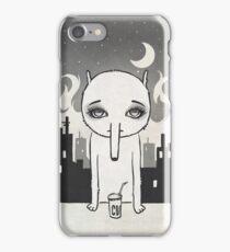 Melancholia Nocturna iPhone Case/Skin