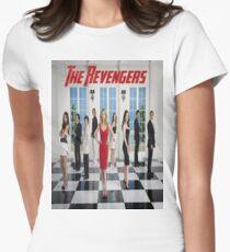Revenge - the avengers Women's Fitted T-Shirt