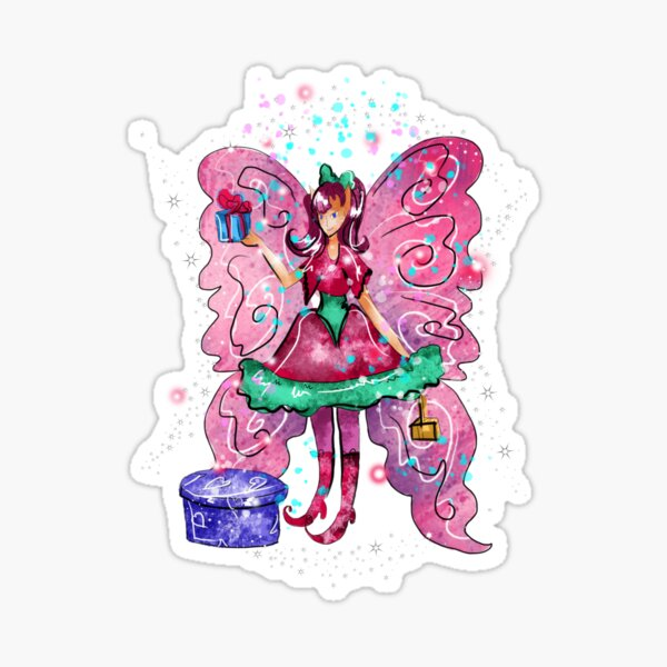 Githa the Gifting Fairy™ Sticker