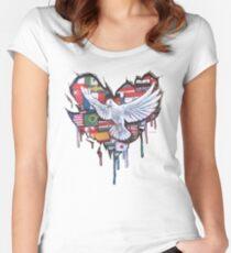 Peace by Jody Steel Women's Fitted Scoop T-Shirt