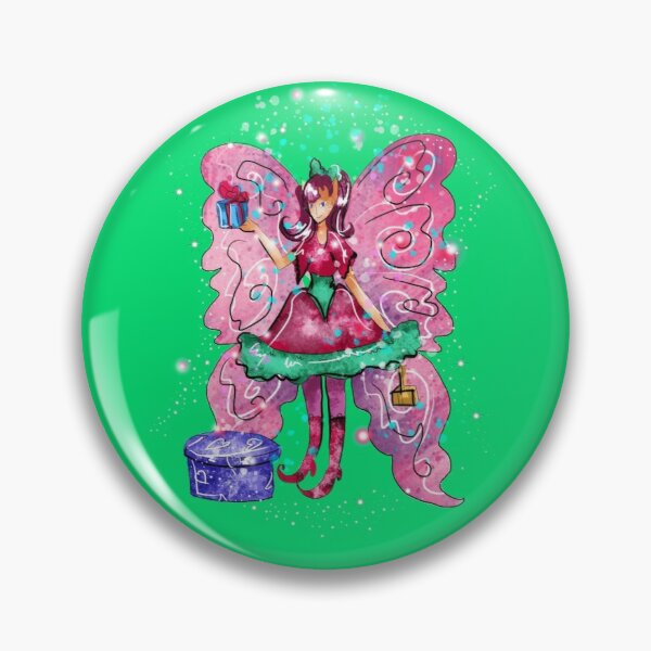 Githa the Gifting Fairy™ Pin
