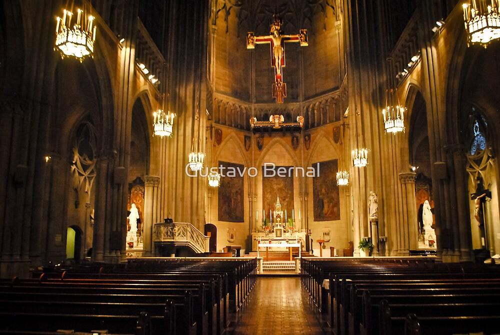 church by Gustavo Bernal
