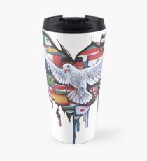 Peace by Jody Steel Travel Mug