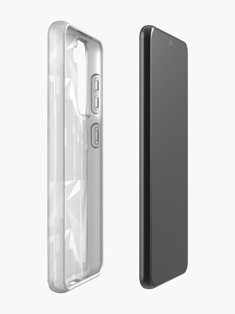 Alternate view of Skyline Case & Skin for Samsung Galaxy