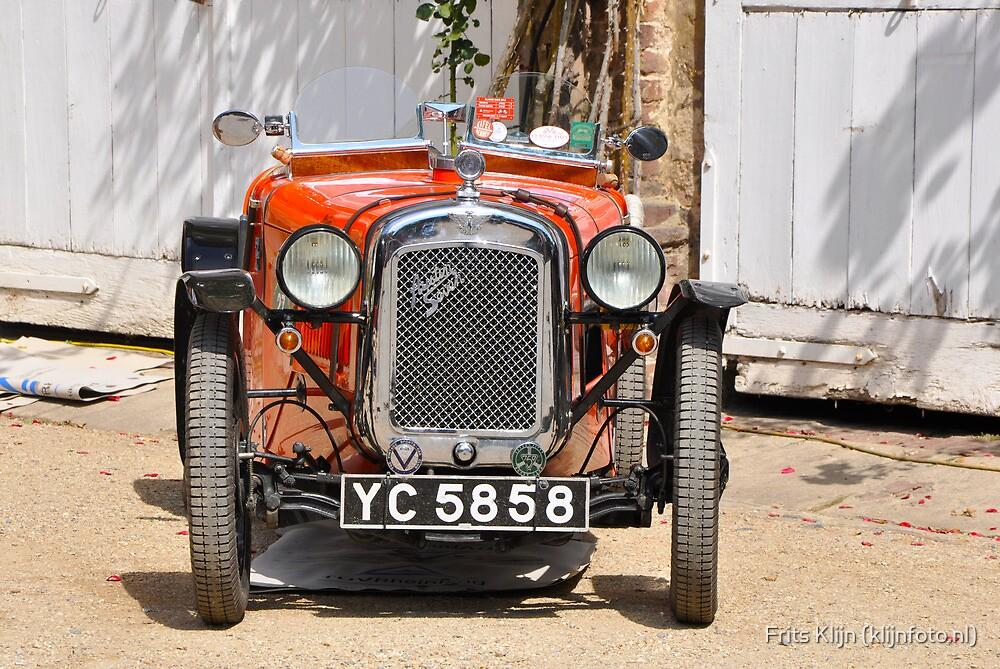 Austin Seven Ulster TT Replica (1929) by Frits Klijn (klijnfoto.nl)