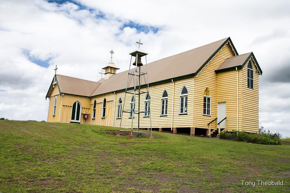 Ravenswood Church 2 by Tony Theobald