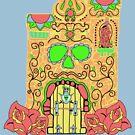 Castle Sugarskull by Brad linf