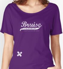 Bruise is my favorite color Women's Relaxed Fit T-Shirt
