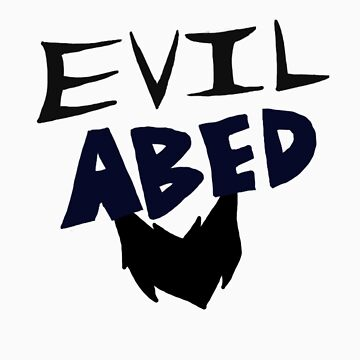 Evil Abed by Slicery
