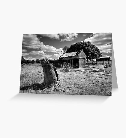 Oxton Park Greeting Card