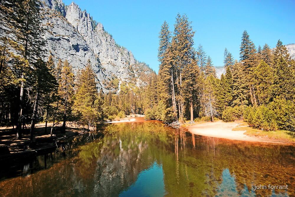 Mirror Lake:Yosemite NP by john forrant