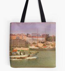 Docks II Tote Bag