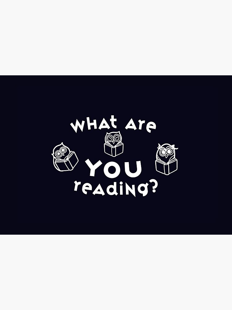 Owls ask What Are You Reading? Fun Prompt by RyanSHD