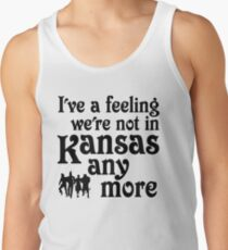 I've A Feeling We're Not In Kansas Any More - Wizard of Oz Men's Tank Top