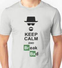 Keep Calm and Break Bad T-Shirt